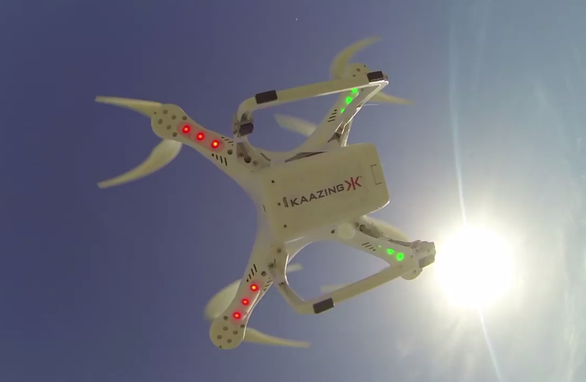 Real-Time Quadcopter Telemetry