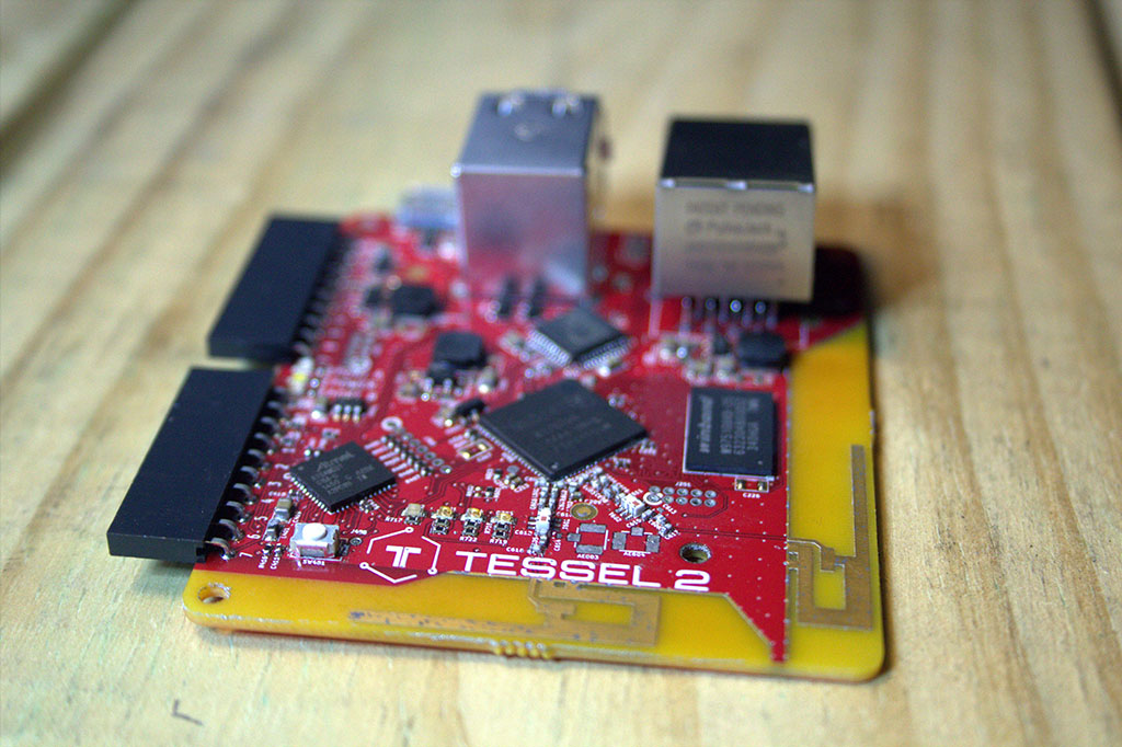 Tessel 2 courtesy Makezine